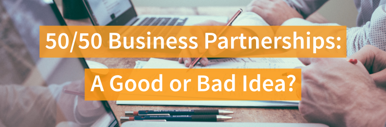 50/50 Partnerships Good or Bad Feature
